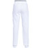 Photograph of ScrubStar Canada Women Women's Pull on pant White WC025-WHT