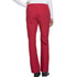 Photograph of ScrubStar Women Women's Brushed Poplin Drawstring Pant Red WD007-CRED