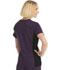 Photograph of ScrubStar Women's Women's Premium Flex Stretch V-neck Top Purple WD803-EGG