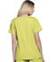 Photograph of ScrubStar Women's Women's Brushed Poplin V-neck Top KIWI WD807-KIW