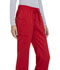 Photograph of Walmart USA Premium Rayon Women Women's Drawstring Pant Chili Red WM018-CLRE