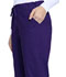 Photograph of Walmart USA CE Women's Women Women's Drawstring Pant Purple WM049-EGG