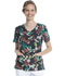 Photograph of ScrubStar Women Women's V-neck Top Jungle Life WM729X5-JULF