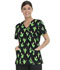 Photograph of ScrubStar Women Women's Mock Wrap Top Looking Sharp WM731X5-LOSH