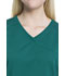 Photograph of Walmart USA Premium Rayon Women Women's Mock Wrap Top Aquamarine Blue WM818-AQBU