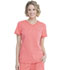 Photograph of Walmart USA Premium Rayon Women Women's Mock Wrap Top Orange WM818-CORU