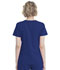 Photograph of Walmart USA Premium Rayon Women's Women's Mock Wrap Top Blue WM818-LRWM