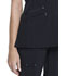 Photograph of Walmart USA Performance Women's Women's Mock Wrap Top Black WM841-BLK