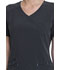 Photograph of Walmart USA Performance Women's Women's Mock Wrap Top Gray WM841-PWT