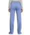 Photograph of WW Revolution Women's Mid Rise Straight Leg Drawstring Pant Blue WW005-CIE