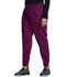 Photograph of WW Revolution Women's Natural Rise Tapered Leg Jogger Pant Red WW011-WIN
