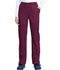 Photograph of WW Revolution Tech Women Mid Rise Straight Leg Drawstring Pant Red WW041AB-WIN