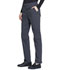 Photograph of Workwear WW Professionals Women's Natural Rise Tapered Leg Drawstring Pant Gray WW050-PWT