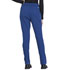 Photograph of WW Professionals Women's Natural Rise Tapered Leg Drawstring Pant Blue WW050-ROY