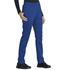 Photograph of Workwear WW Professionals Women Natural Rise Tapered Leg Drawstring Pant Blue WW050-ROY