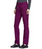 Photograph of WW Professionals Women's Natural Rise Tapered Leg Drawstring Pant Red WW050-WIN