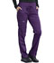 Photograph of WW Revolution Women Mid Rise Tapered Leg Drawstring Pant Purple WW105-EGG