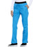 Photograph of WW Revolution Women Mid Rise Tapered Leg Drawstring Pant Blue WW105-MTYC