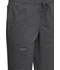 Photograph of WW Revolution Women Mid Rise Tapered Leg Drawstring Pant Gray WW105-PWT