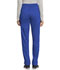 Photograph of WW Revolution Women's Mid Rise Tapered Leg Drawstring Pant Blue WW105-ROY