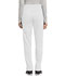Photograph of WW Revolution Women Mid Rise Tapered Leg Drawstring Pant White WW105-WHT