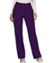 Photograph of WW Revolution Women's Mid Rise Straight Leg Pull-on Pant Purple WW110-EGG