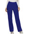 Photograph of WW Revolution Women's Mid Rise Straight Leg Pull-on Pant Blue WW110-GAB