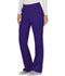 Photograph of WW Revolution Women's Mid Rise Straight Leg Pull-on Pant Purple WW110-GRP