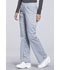 Photograph of WW Revolution Women's Mid Rise Straight Leg Pull-on Pant Gray WW110-GRY