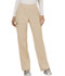 Photograph of WW Revolution Women's Mid Rise Straight Leg Pull-on Pant Brown WW110-KAK