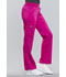 Photograph of WW Revolution Women's Mid Rise Straight Leg Pull-on Pant Purple WW110-PKAZ