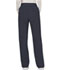 Photograph of WW Revolution Women's Mid Rise Straight Leg Pull-on Pant Gray WW110-PWT