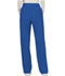 Photograph of WW Revolution Women's Mid Rise Straight Leg Pull-on Pant Blue WW110-ROY