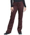 Photograph of WW Revolution Women's Mid Rise Moderate Flare Drawstring Pant Brown WW120-ESP