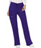 Photograph of WW Revolution Women's Mid Rise Moderate Flare Drawstring Pant Purple WW120-GRP