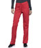 Photograph of WW Revolution Women Mid Rise Moderate Flare Drawstring Pant Red WW120-HOTT