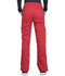 Photograph of WW Revolution Women's Mid Rise Moderate Flare Drawstring Pant Red WW120-HOTT