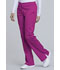 Photograph of WW Revolution Women's Mid Rise Moderate Flare Drawstring Pant Purple WW120-PKAZ