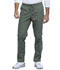 Photograph of Workwear WW Professionals Unisex Unisex Pocketless Drawstring Pant Green WW125-OLV