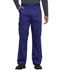 Photograph of WW Revolution Men's Men's Fly Front Pant Purple WW140-GRP