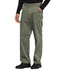 Photograph of WW Revolution Men Men's Fly Front Pant Green WW140-OLV