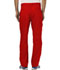 Photograph of WW Revolution Men Men's Fly Front Pant Red WW140-RED