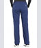 Photograph of Workwear WW Professionals Women's Mid Rise Straight Leg Drawstring Pant Blue WW160-NAV