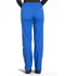 Photograph of Workwear WW Professionals Women's Mid Rise Straight Leg Drawstring Pant Blue WW160-ROY