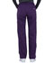 Photograph of Workwear WW Professionals Women Mid Rise Straight Leg Pull-on Cargo Pant Purple WW170-EGG