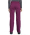 Photograph of Workwear WW Professionals Women's Mid Rise Straight Leg Pull-on Cargo Pant Red WW170-WIN