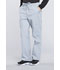 Photograph of Workwear WW Professionals Men's Men's Tapered Leg Drawstring Cargo Pant Gray WW190-GRY