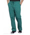 Photograph of WW Professionals Men's Men's Tapered Leg Drawstring Cargo Pant Green WW190-HUN
