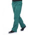 Photograph of Workwear WW Professionals Men's Men's Tapered Leg Drawstring Cargo Pant Green WW190-HUN