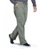 Photograph of WW Professionals Men's Men's Tapered Leg Drawstring Cargo Pant Green WW190-OLV